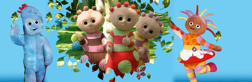 花园宝宝动画片全集 中文版英文版